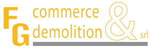 FG Commerce & Demolition logo